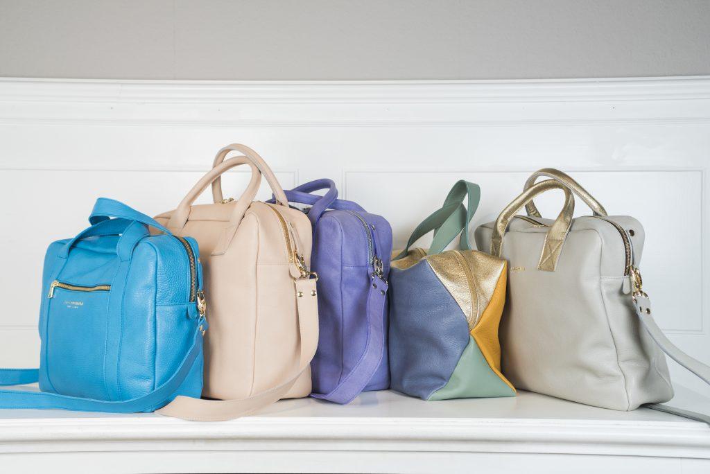 Hochwertige Taschen von Karin Suchanka